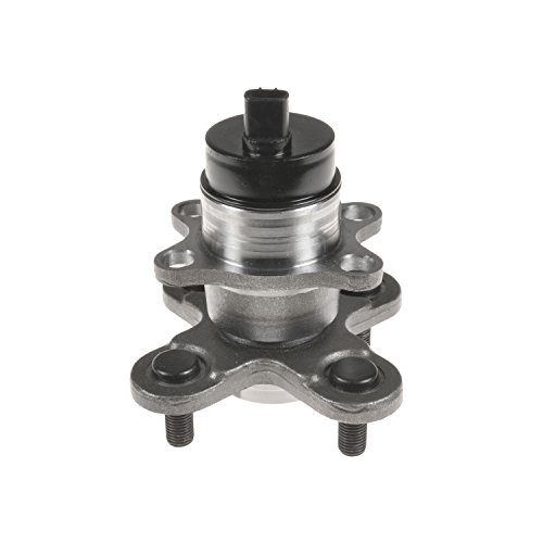 Blue Print ADD68324 Radlagersatz mit Radnabe und ABS-Impulsring , 1 Stück
