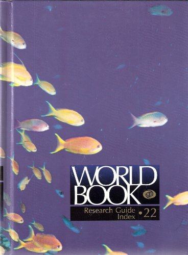 The World Book Encyclopedia 2007, Volume 22 (Research Guide/Index)