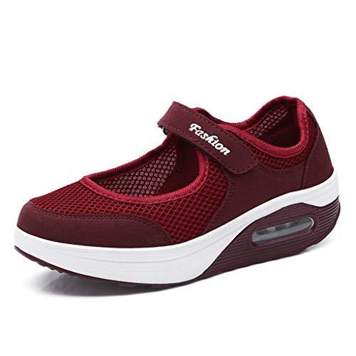KItipeng Femme Basket en Soldes — Chaussures de Sports Course Sneakers Running Fitness Gym athlétique Multisports Outdoor Casual,Pas Cher Chaussures Respirantes et à séchage Rapide