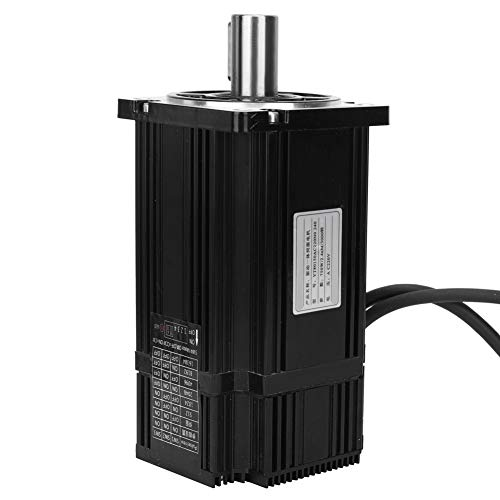 Weikeya - servomotore integrato antivibrante con azionamento, cavo di collegamento dell'azionamento del comando vettoriale del servomotore AC220V in acciaio inossidabile