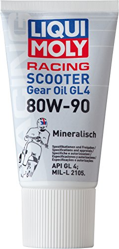 Liqui Moly 1680 Racing Scooter Gear Öl GL 4 80 W-90
