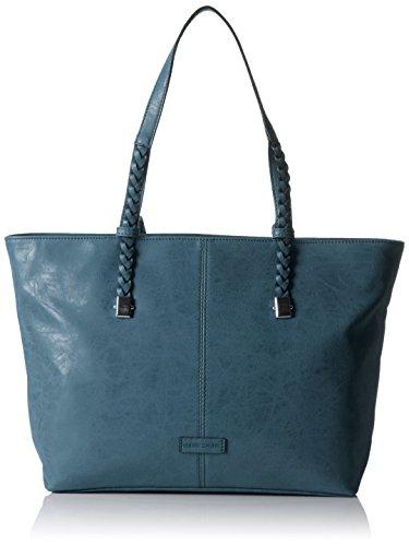 Gerry Weber - Borsa da donna, 44 x 13 x 28 cm, Blu (Blu scuro blu 402.), 44x13x28 cm (B x H x T)