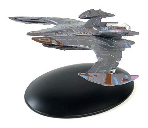 Filmwelt Shop Jem'Hadar Battlecruiser Eaglemoss Collection Modell - Star Trek die Offizielle Sammlung: Ausgabe #11 mit deutschem Magazin