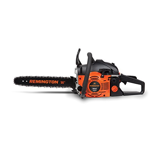Remington RM4216 16-inch Gas Powered Chainsaw with...