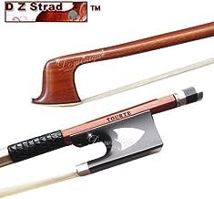 D Z Strad A7 Cello Bow with D Z Strad Bow Case