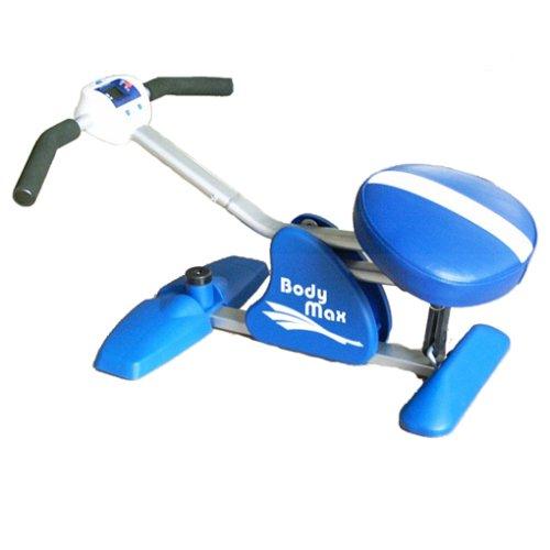 Hydas 7525.1.00 Bodymax - Aparato para Entrenamiento de Fitness (tecnología de vibración, fortalece la Espalda)