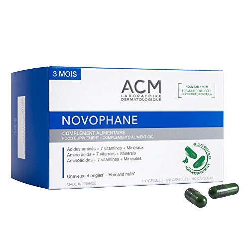ACM Novophane Gélules Complément Alimentaire