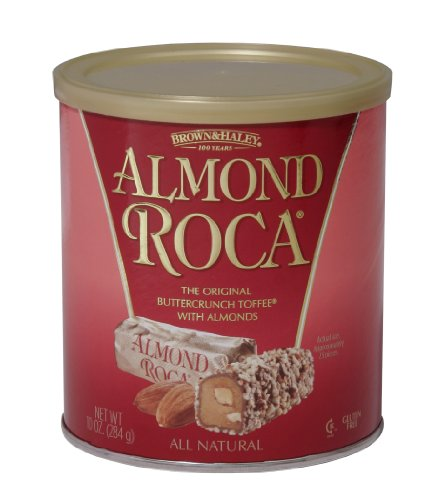 Brown and Haley Almond Roca 1 10 OZ Can