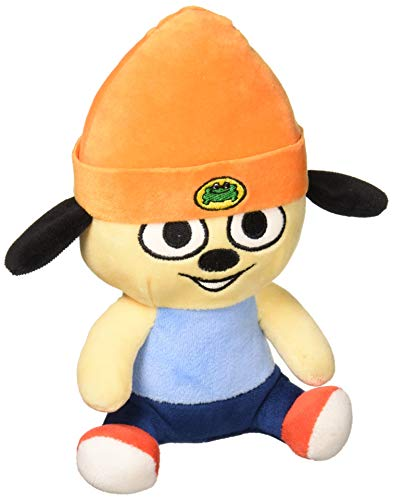 Stubbins by Retro-Bit Parappa Plush Toy - Playstation Series - 6' Inch