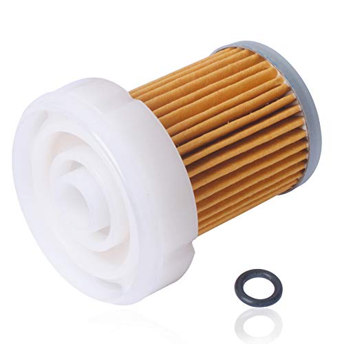6A320-59930 Fuel Filter for Kubota B3030HSD B3350HSD B7400HSD B7500DT B7800HSD L3800DT L3800F RTVX1120DW RTV900W with O ring 6A320-59950
