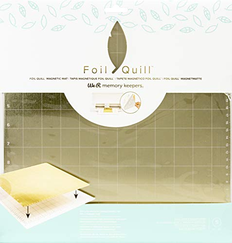 We R Memory Keepers Foil Quill Magnetic Mat 12'X12'