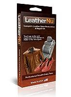 LeatherNu Complete Leather Color Restoration & Repair Kit [並行輸入品]