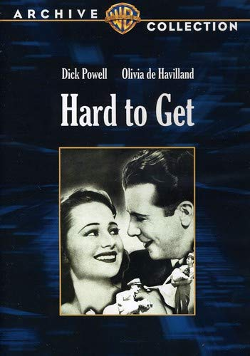 Hard to Get [DVD] [Import]
