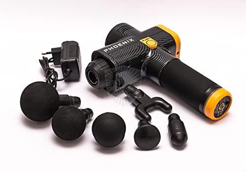 Massageador Phoenix A2 Gun Pistola Fisioterapia Profissional