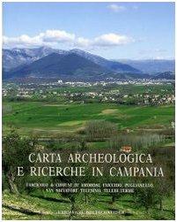 Carta archeologica e ricerche in Campania: 15\4