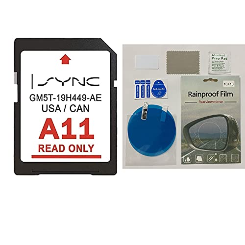 2021 Ford A11 Navigation SD Card (GM5T-19H449-AE) is Suitable for USA, Canada,...