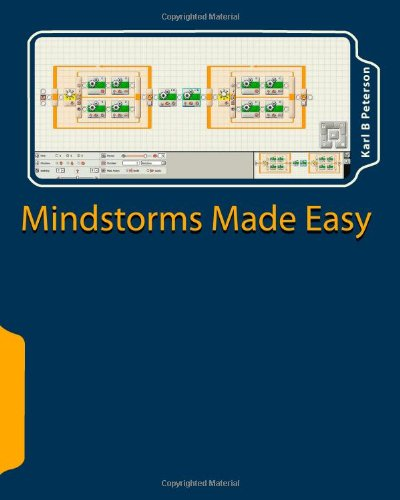 Mindstorms Made Easy Beginning Lessons On Programming In Nxt G