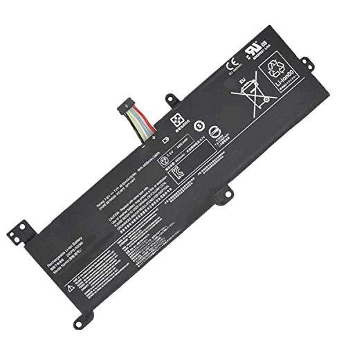 Backupower Batería de repuesto L16M2PB1 L16M2PB2 L16S2PB1 L17L2PF1 L17M2PB7 compatible con Lenovo Ideapad 330-14IKB 15IKB 320-14ABR 15ABR 520-15IKBR 7,5 V 0 Wh.