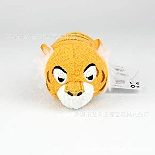 MANGMOC Bear Elephant Snake Tiger Mini Plush Toy Kids Girl Birthday Gift Must Have Tools Friendship Gifts Favourite Movie Superhero Decorations UNbox Love