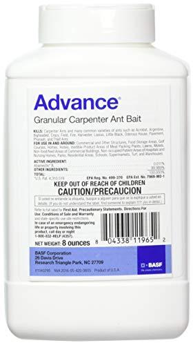 BASF - 396153 - Advance Carpenter Ant Bait - 8oz, White