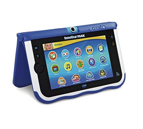 VTech InnoTab Max 7 - Blue.