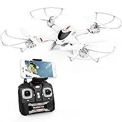 MJX X400W FPV Drone by DBPOWER – Best Overall