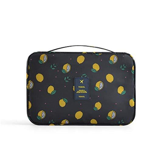 Wxianmy Bolsa de almacenamiento portátil impermeable con gancho, bolsa de cosméticos, bolsa de maquillaje transparente bolsa de aseo para viajes, hogar, hombres, mujeres y niñas