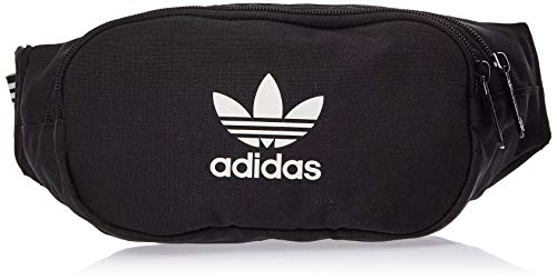 adidas Essential CBODY Waistbag, Hombre, Black, NS