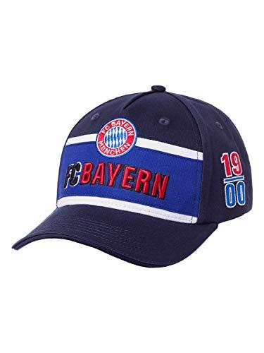FC Bayern München Baseballcap 1900 blau