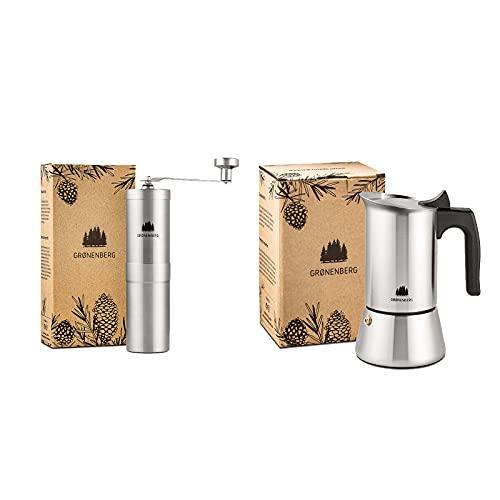 Groenenberg Spar-Pack 2 | Kaffeemühle...