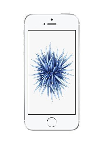 "Apple iPhone SE SIM única 4G 32GB Plata - Smartphone (10,2 cm (4""), 32 GB, 12 MP, iOS, 10, Plata)"