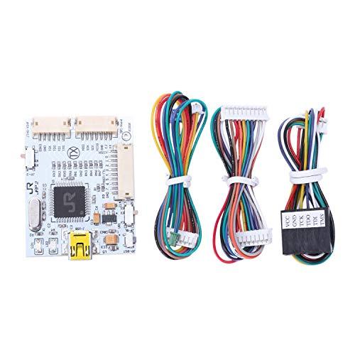 Luntus XBOX360 JR - Programador V2 con 3 cables para lectura y escritura