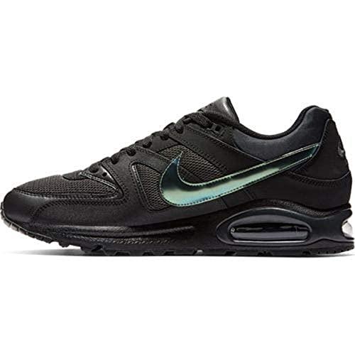 Nike Air MAX Command, Zapatillas de Deporte Hombre, Negro Antracita Negro 001, 40.5 EU