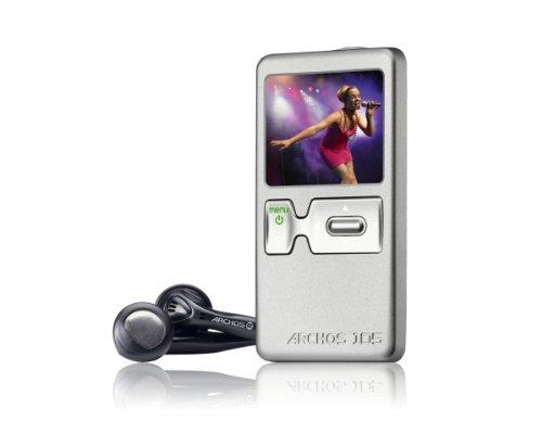 Archos 105 Tragbarer MP3-/Video-Player 2 GB silber (NEU!)