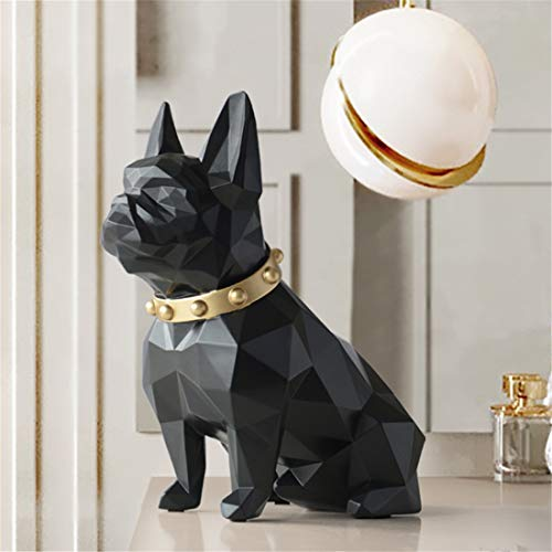 RongDuosi Nordic geometrische puppy ornamenten creatieve moderne minimalistische woonkamer TV kast display opening gift ornamenten Mooie huis decoratie voor de woonkamer