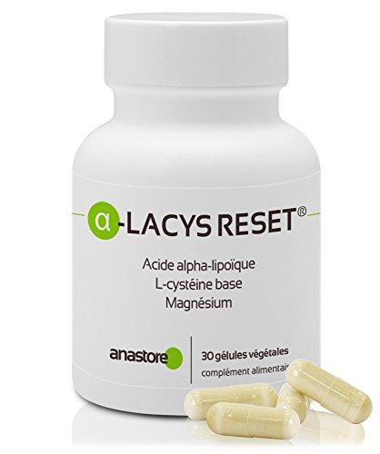 ACIDO ALFA LIPOICO * 300 mg / 30 capsule * Cardiovascolare (glucosa), Pelle (anti-età), Peso (dimagrimento), Rendimento Sportivo * 100% soddisfatti o rimborsati * Fabbricato in Francia