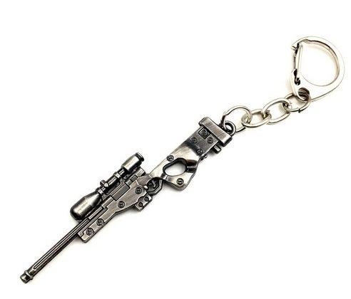 Familienkalender AWP AWM Schlüsselanhänger aus Shooter Games | Counter | Gewehr | Waffe | Geschenk | Games |