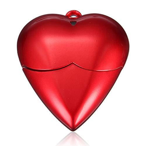 Memorias USB Creativo Popular Estilo corazón Amor 4/8/ 16/32/ 64GB Alta Velocidad...