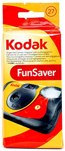 KODAK FUN SAVER Single Use Camera / 27 exp roll