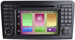 Für Mercedes Benz GL ML KLASSE W164 X164 ML350 ML450 ML500 GL320 GL450 Android 10.0 Octa Core 4 GB RAM 64 GB ROM 7'Autoradio Stereo GPS System Auto Multimedia Player