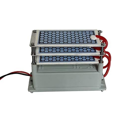 smallJUN 15g / h AC 220V Generador de ozono portátil Ozonizador de cerámica Integrado