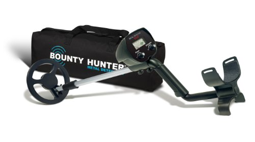 Bounty Hunter The Metal Detector VLF with Free Carry Bag