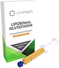 The Most Bioavailable Liposomal Glutathione on The Market Unique Patented Formula for Rapid Absorption   Immune Support   30 Days Supply   Master Antioxidant   Glutathione Force   Detox (3)