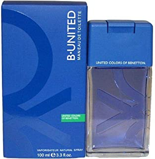 Benetton B United By Benetton For Men 100ml