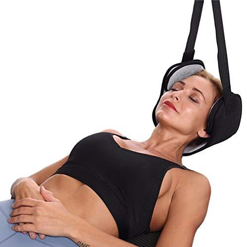 Draagbare Nek Rustgevende Vermoeidheid Stretching Hangmat Nek Tillen Hangmat