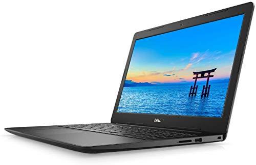 "2021 Newest Dell Inspiron 15 Laptop, 15.6"" HD Touchscreen, 10th Gen Intel Core i7-1065G7 Quad-Core Processor, 16GB RAM, 1TB PCIe NVMe M.2 SSD, HDMI, Wi-Fi, Webcam, Windows 10 Home, KKE Mousepad, Black"