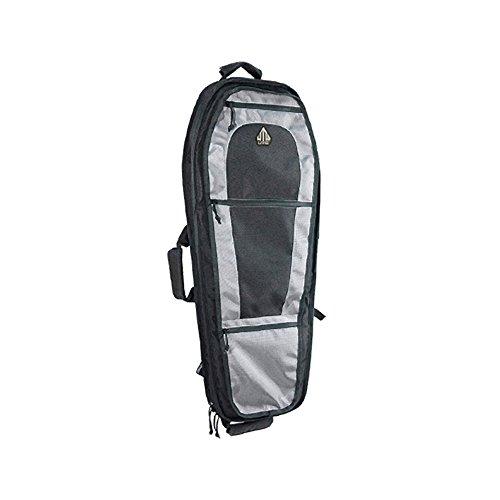 "UTG ABC Sling Pack 34"" Multi-Firearm Case w/Metallic Gray"