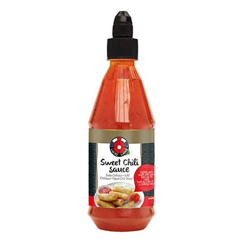 Lucky Label Zoete Chili Saus 435ml
