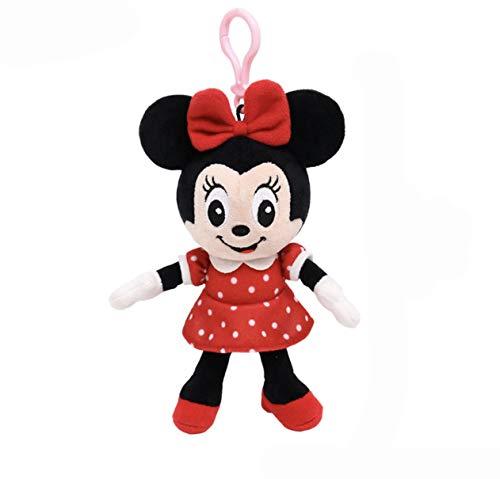 Minnie Mouse knuffel Doll sleutelhanger sleutelhanger