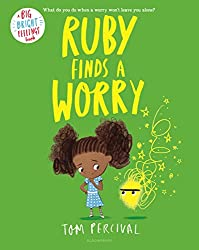 Ruby Finds a Worry anxiety picture book for kids who worry